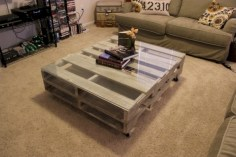 Modern and creative coffee tables design ideas 05