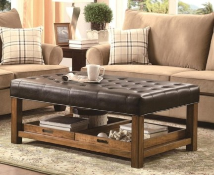 Modern and creative coffee tables design ideas 11