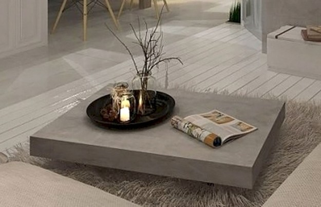 40 modern and creative coffee tables design ideas - round decor