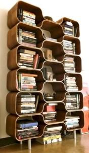 Original mid century modern bookcases ideas you'll love 02
