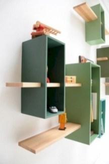 Original mid century modern bookcases ideas you'll love 08