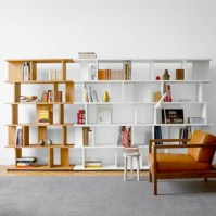 Original mid century modern bookcases ideas you'll love 15