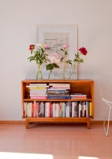 Original mid century modern bookcases ideas you'll love 16