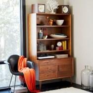 Original mid century modern bookcases ideas you'll love 24