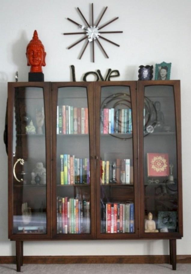 Original mid century modern bookcases ideas you'll love 33