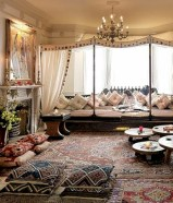 Relaxing moroccan living room decoration ideas 01