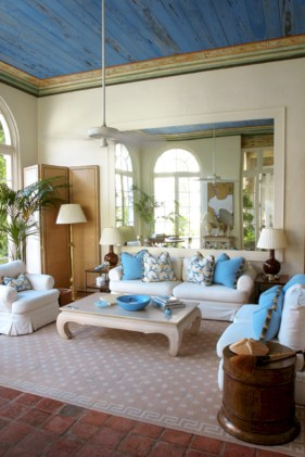 Relaxing moroccan living room decoration ideas 14
