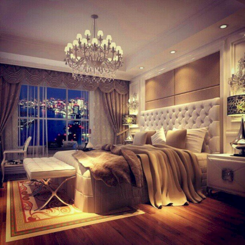 Romantic bedroom lighting ideas you will totally love 20