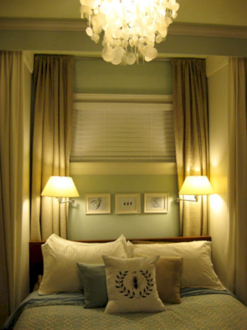 Romantic bedroom lighting ideas you will totally love 33