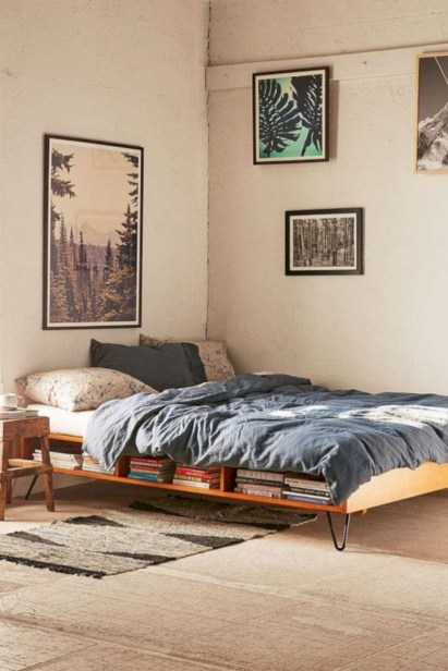 Space saving beds design for your small bedrooms 38