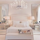 Stunning and elegant bedroom lighting ideas 05