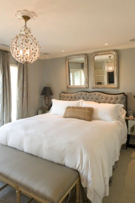 Stunning and elegant bedroom lighting ideas 07