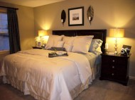 Stunning and elegant bedroom lighting ideas 10