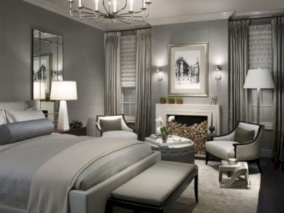 Stunning and elegant bedroom lighting ideas 11