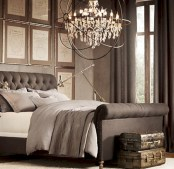 Stunning and elegant bedroom lighting ideas 15