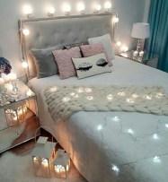 Stunning and elegant bedroom lighting ideas 24