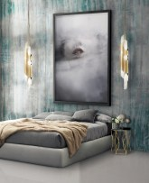 Stunning and elegant bedroom lighting ideas 26