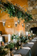 Stunning indoor rustic christmas decoration ideas 07