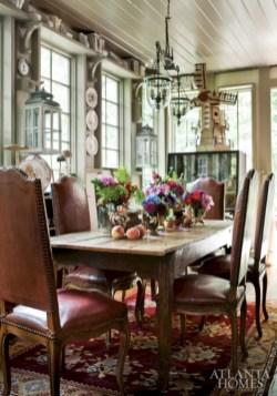 Stunning indoor rustic christmas decoration ideas 12