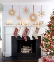 Stunning indoor rustic christmas decoration ideas 16