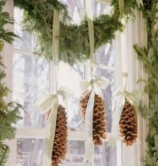 Stunning indoor rustic christmas decoration ideas 29