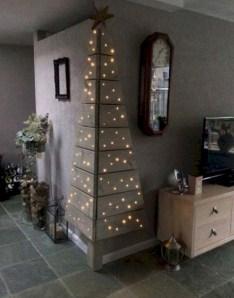 Stylish wood christmas decoration ideas 05