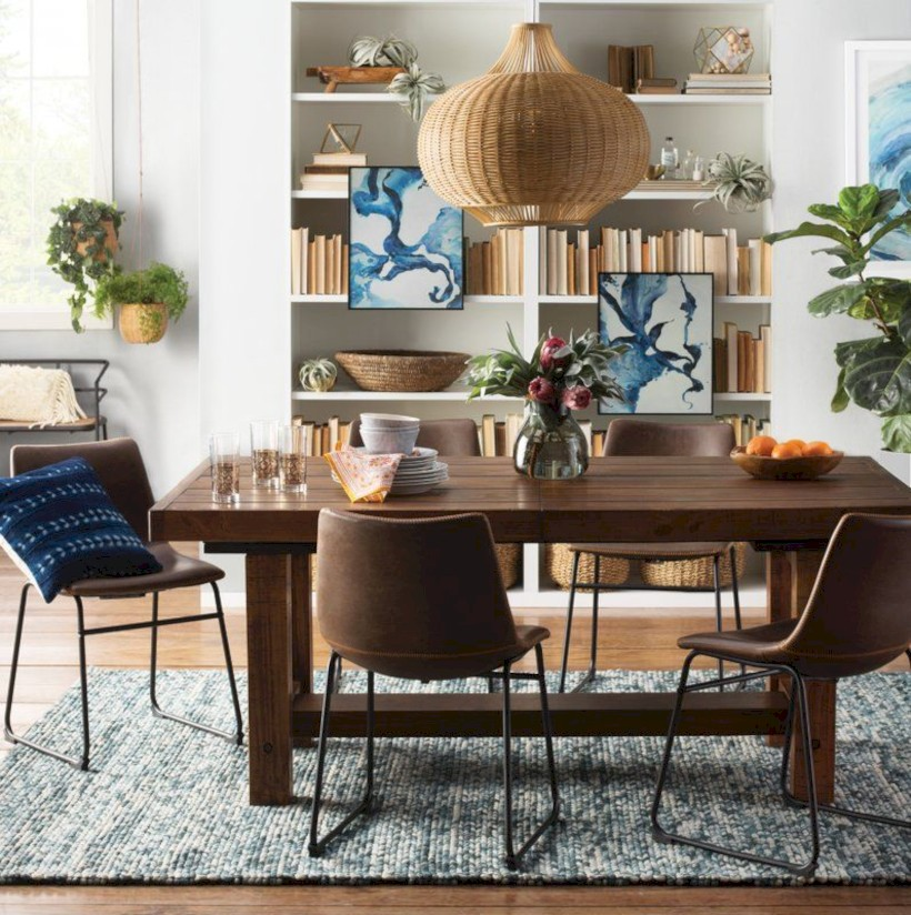 Totally adorable extendable dining tables design ideas 05