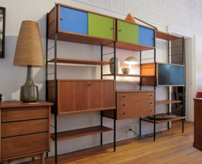 Unique and modern wall shelves beautiful storage ideas 16