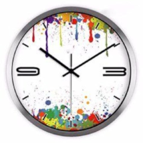 Unique modern style wall clocks inspirations ideas 03
