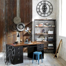 Unique modern style wall clocks inspirations ideas 07