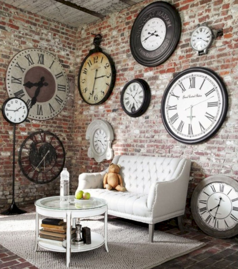 Unique modern style wall clocks inspirations ideas 12