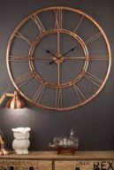 Unique modern style wall clocks inspirations ideas 14