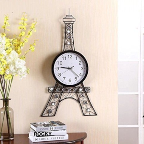 Unique modern style wall clocks inspirations ideas 17