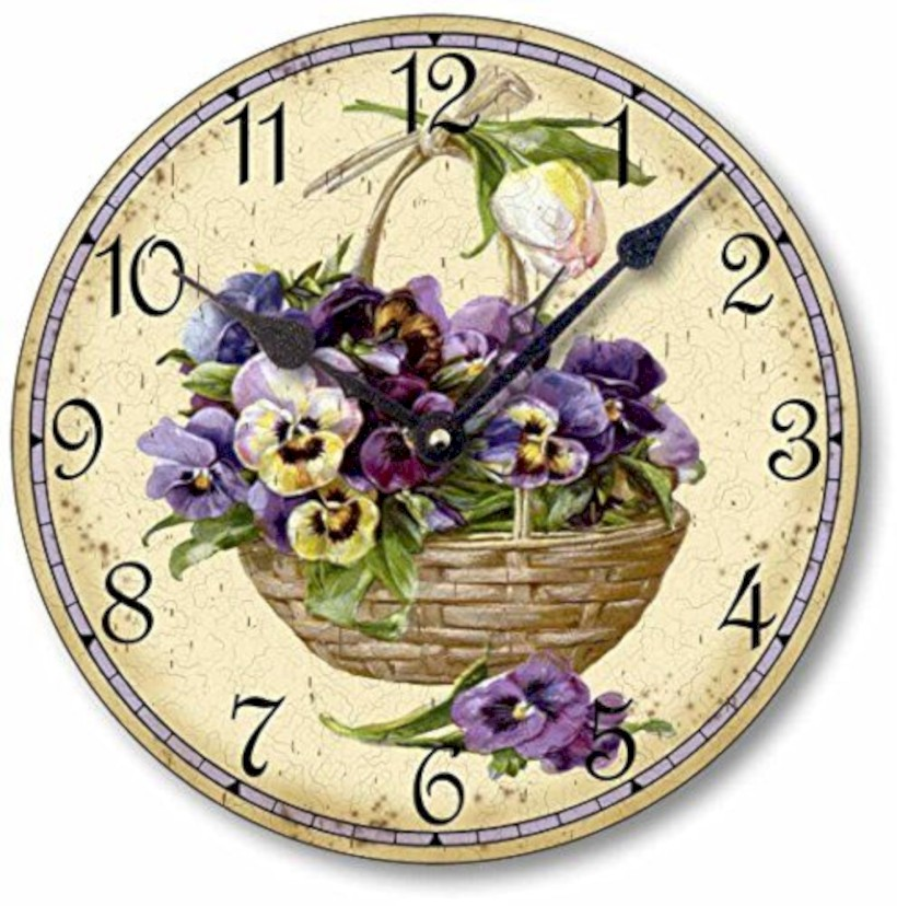 Unique modern style wall clocks inspirations ideas 18
