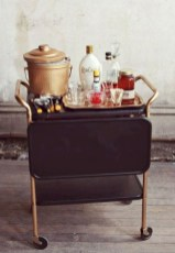 Affordable apartment coffee bar cart inspirations ideas 30