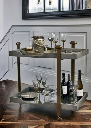 Affordable apartment coffee bar cart inspirations ideas 41