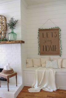 Attractive farmhouse wall decor inspirations ideas (1)