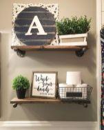 Attractive farmhouse wall decor inspirations ideas (18)