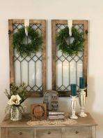 Attractive farmhouse wall decor inspirations ideas (38)