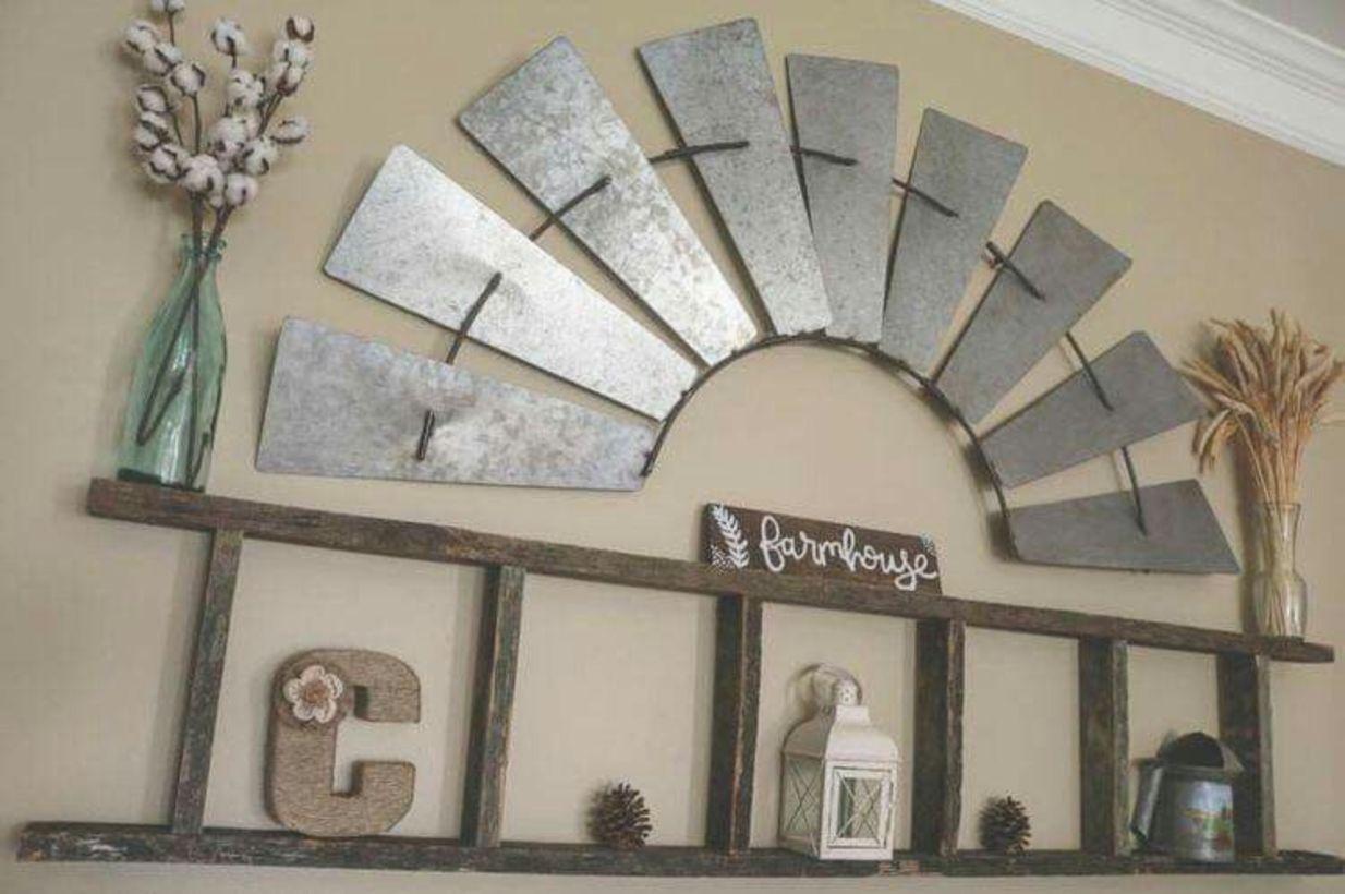 Attractive farmhouse wall decor inspirations ideas (40)