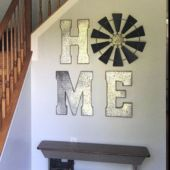 Attractive farmhouse wall decor inspirations ideas (6)