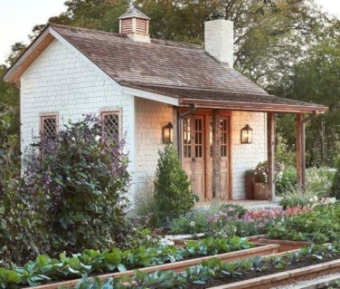 Awesome garden shed design ideas 01