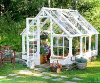 Awesome garden shed design ideas 06