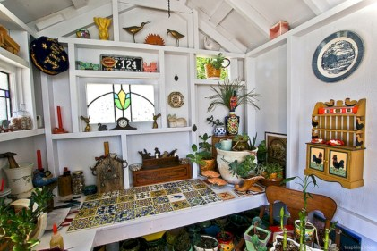 Awesome garden shed design ideas 12