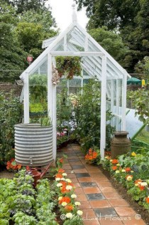 Awesome garden shed design ideas 25