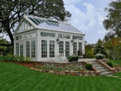 Awesome garden shed design ideas 26