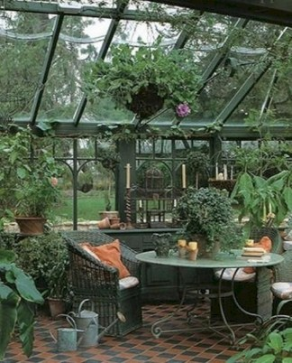 Awesome garden shed design ideas 30