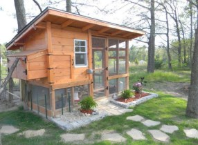 Awesome garden shed design ideas 34