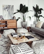 Awesome mid century modern dining room table decor ideas 39