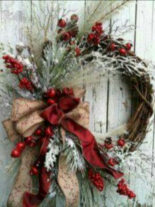 Awesome valentine wreaths ideas for your front door 08